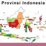 Peta Indonesia 34 Provinsi di Indonessia Lengkap