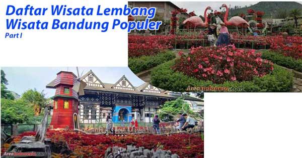 Wisata Lembang - Wisata Bandung Populer