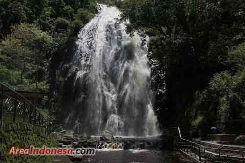 Air Terjun Situmurun Binangalom - Danau Toba