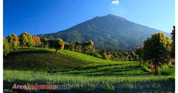 Gunung Kerinci dan Wisata Andalannya