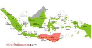 Kepulauan Nusa Tenggara Indonesia