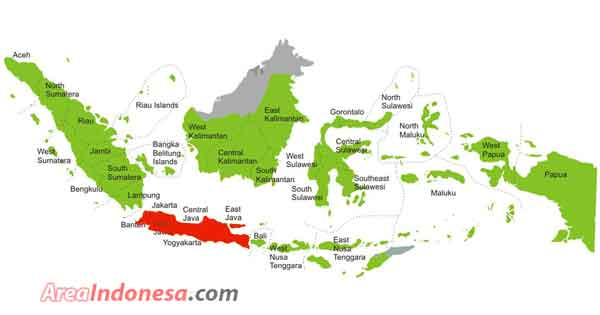 Java Island of Indonesia