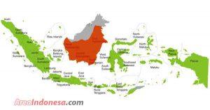 Pulau Kalimantan Indonesia