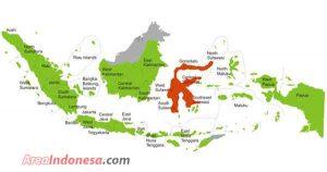 Pulau Sulawesi Indonesia