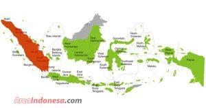 Pulau Sumatera Indonesia