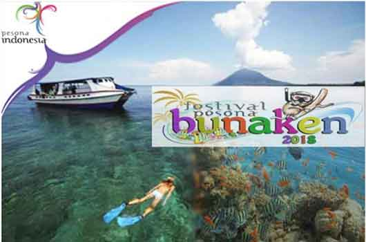 Festival Pesona Taman Laut Bunaken